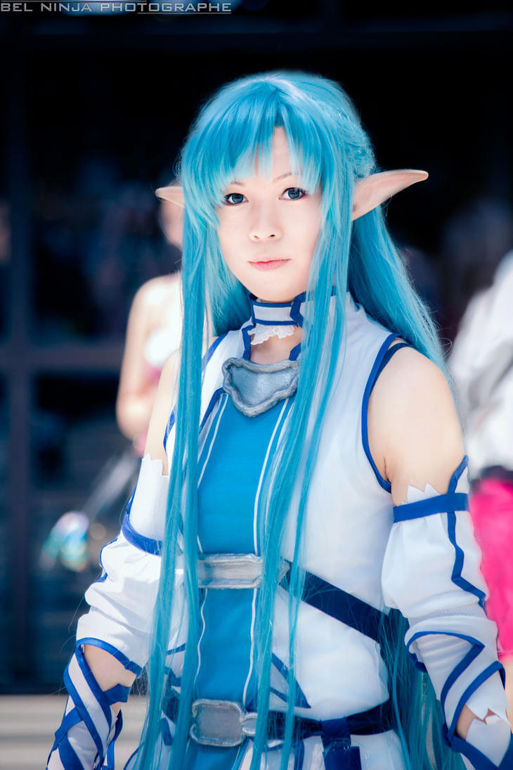 Asuna Undine ver. by YumiCosplay