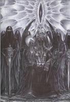 Sauron. by sauronthegreateye