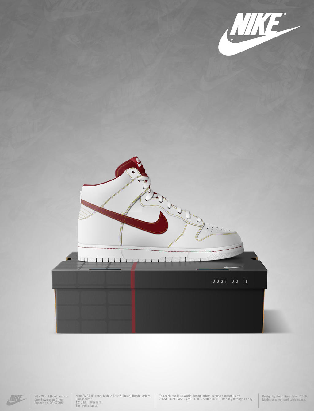 nike powerpoint template images - templates example free download, Presentation templates