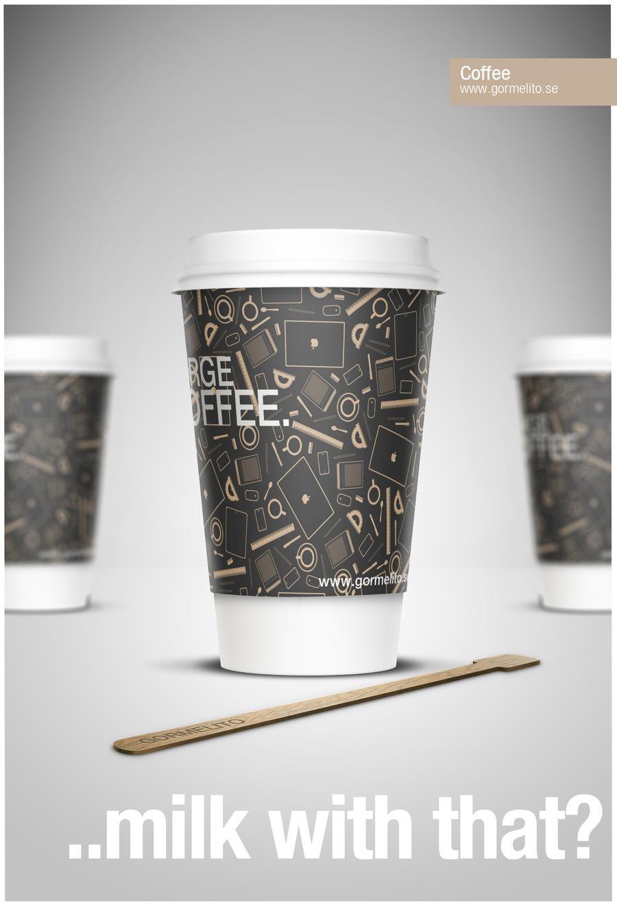 Coffee by Gormelito