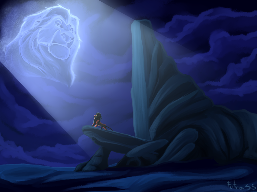 Even in death, his shadow looms over me by Futrass