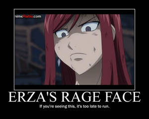FT-MP Erza's Rage Face
