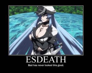 AGK- Esdeath MP