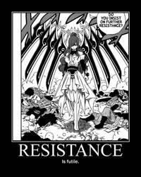 FT-MP Resistance is Futile