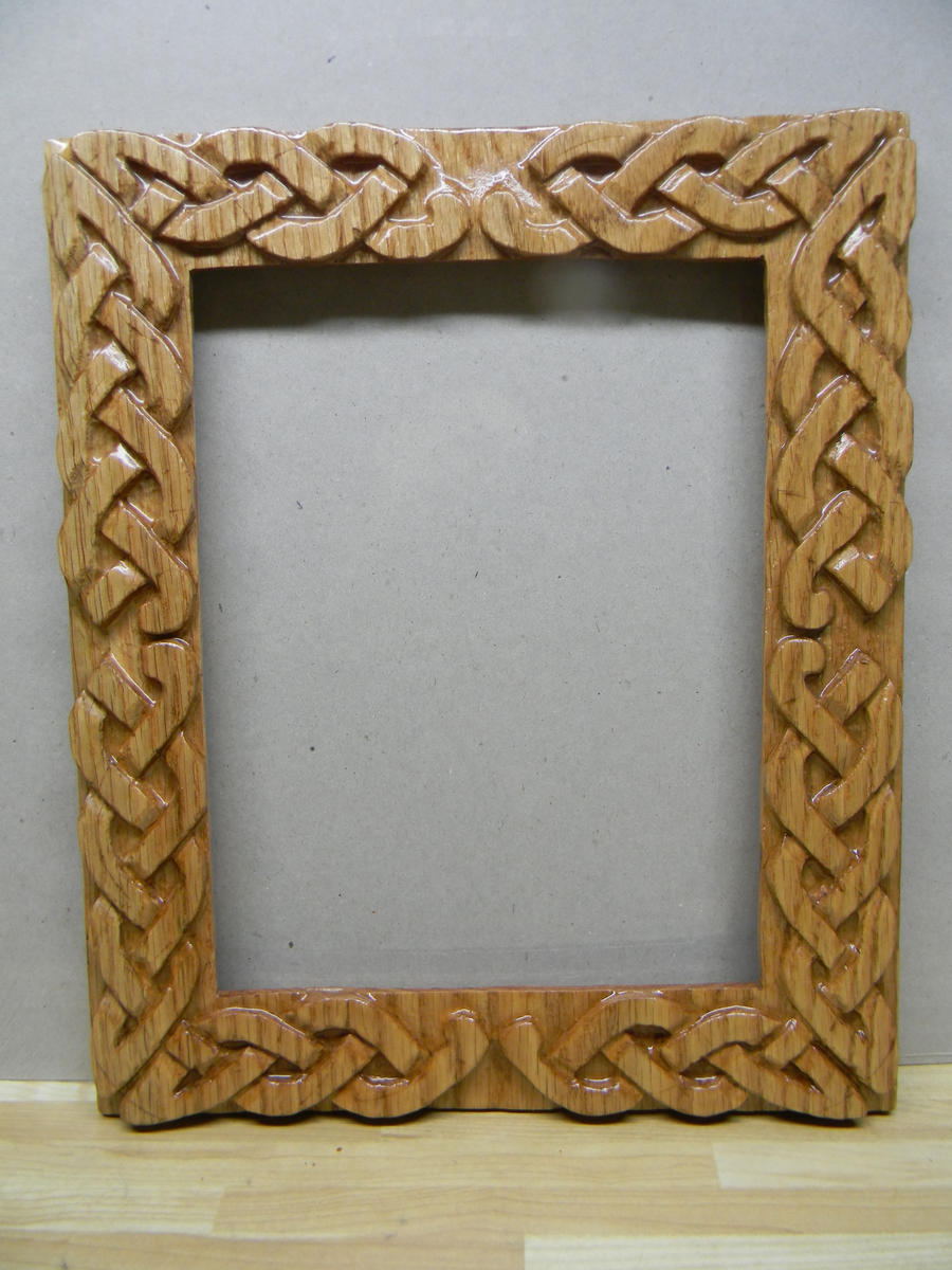 Celtic Frame by TradArcher