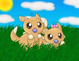 Bayvee - Contest Entry by PokemonMasta