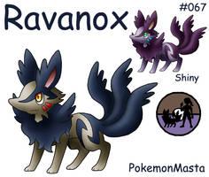 Ravanox 067 by PokemonMasta