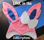 Sylveon Costume Part 1