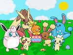 A Pokemon Easter