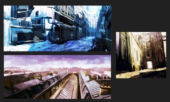 Paris 1835/2035 Concept