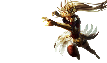 Justicar Syndra Render by Xilent21