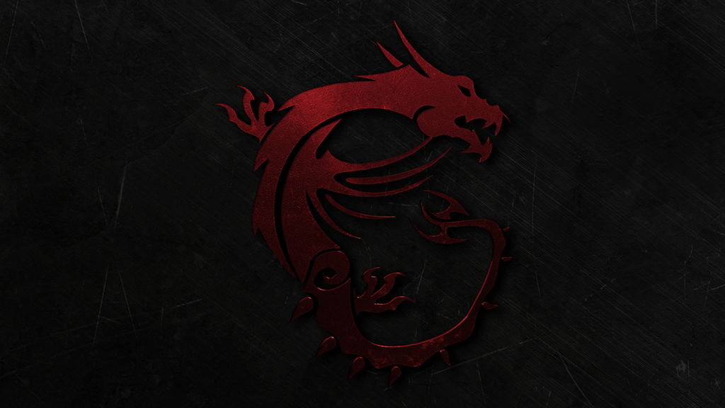 MSI Gaming Dragon Wallpaper V2 Red 1920x1080 By Xilent21