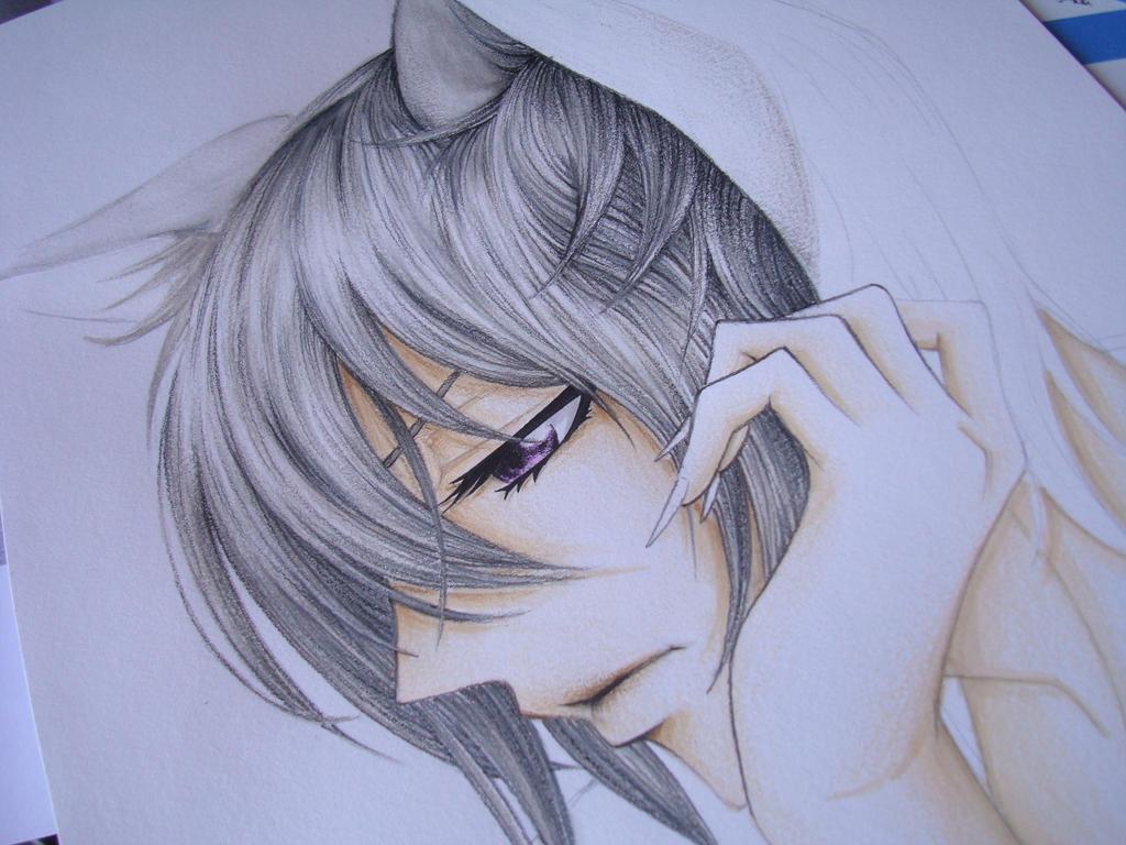 Tomoe (from Kamisama hajimemashita anime) by