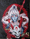 Bloodmoon Maskerade [Kalista]