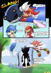 Sonic V Metal Sonic 2