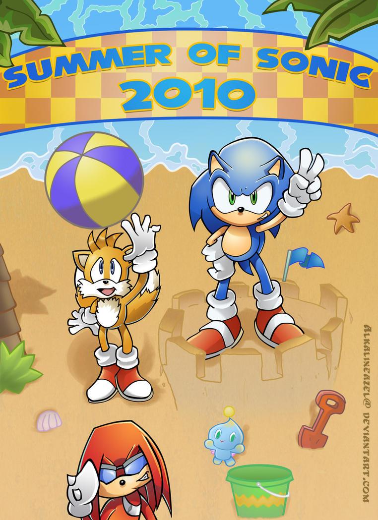 Summer of Sonic 2010 by AlkalineAzel