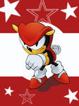 Mighty the Armadillo by AlkalineAzel