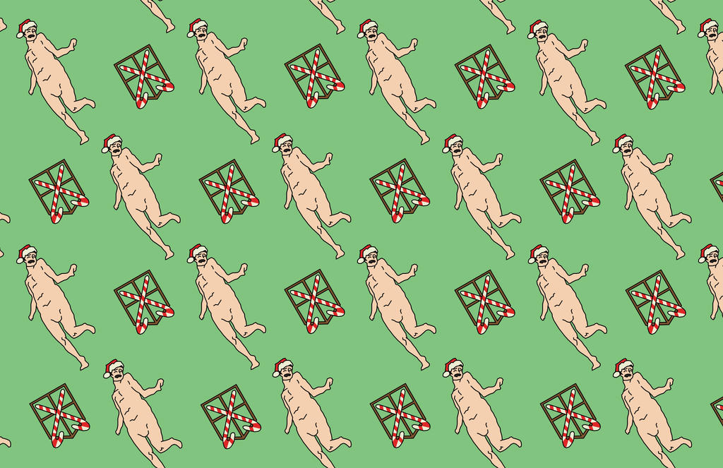 Running Titan Wrapping Paper Print by BloodTypeBPositive on deviantART