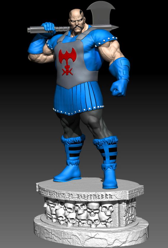 Skurge (Marvel Executioner) by kdawg59