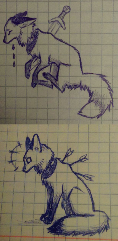 Foxsies by TheRiseFluffyFox