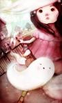 Oh My Ghosties by flyk