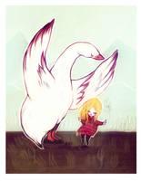 Swan Dance by flyk