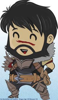 Dragon Age 2 - Chibi Hawke