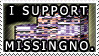 Missingno stamp 1 by Missingno-fan-club