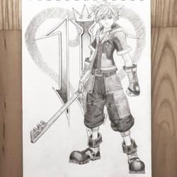 Sora from Kingdom Hearts 3