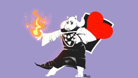 Toriel: Are You Strong Enough to Survive? by Arkveveen