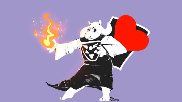 Toriel: Are You Strong Enough to Survive?