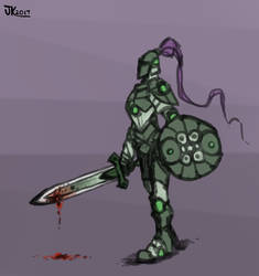 Emerald Slayer Set by Arkveveen