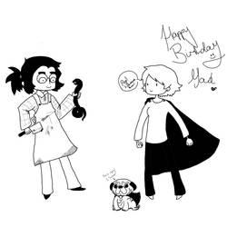 Happy Birthday Mad by Kuri-neko413