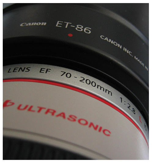 Canon EF 70-200 f2.8 L IS USM by Rudestroem