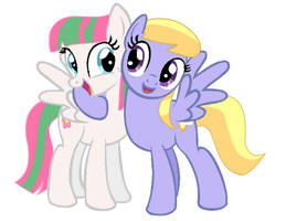 Cloudforth Friends Together by detailedatream1991