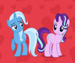 (Request) Trixie and Starlight  3d4d
