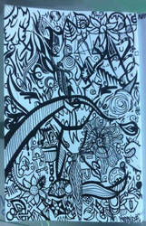 Random Tribal stuff by jirjirjir