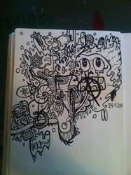[x] Random doodles by jirjirjir