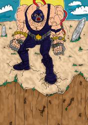 SCHOOL ASSIGNEMENT: Game Art Marvel 'Name' P2 by jirjirjir