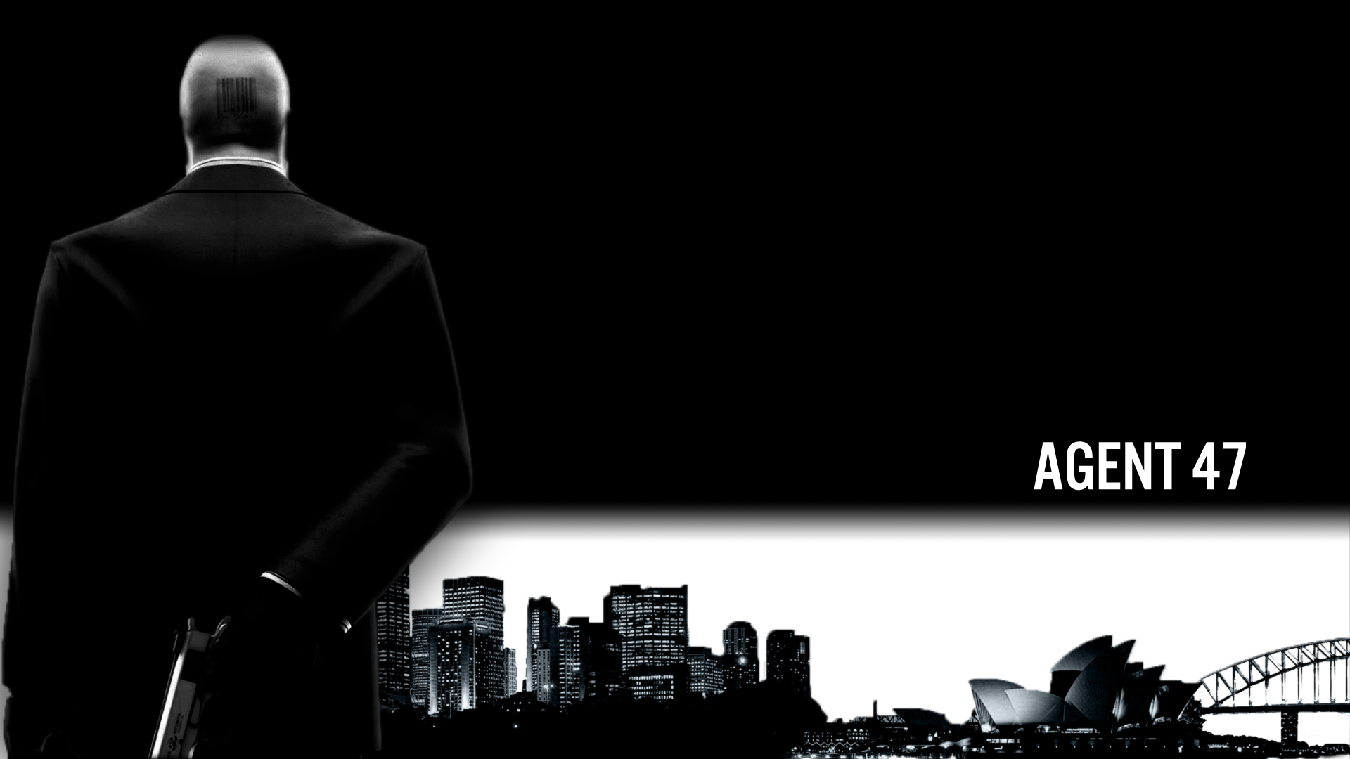 Agent 47 wallpaper variant 2 by drfillyblunt on deviantart - Agent 47 wallpaper ...