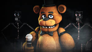 SFM|FNAF 1 Freddy Wallpaper|1080p by NiksonYT