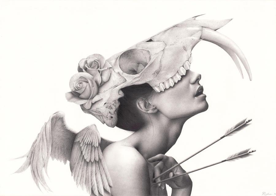 [ fractum est anima mea ] by nicofey