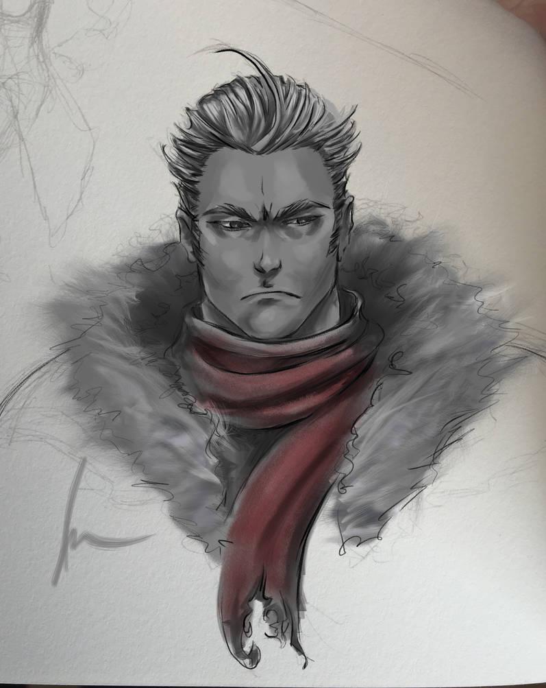 Reinhardt Schneider (Castlevania 64) by castcuraga