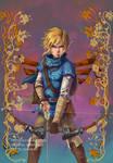 Link - The Legend of Zelda : Breath of the Wild
