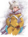 Nia - Xenoblade Chronicles 2