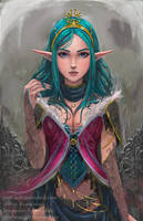 Elves and Corsets -1-
