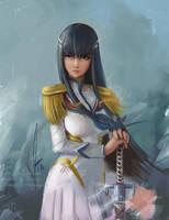 Satsuki Kiryuin - Kill la Kill by castcuraga