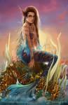 Mermaid for #mermay 2018