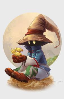 Vivi - Final Fantasy IX
