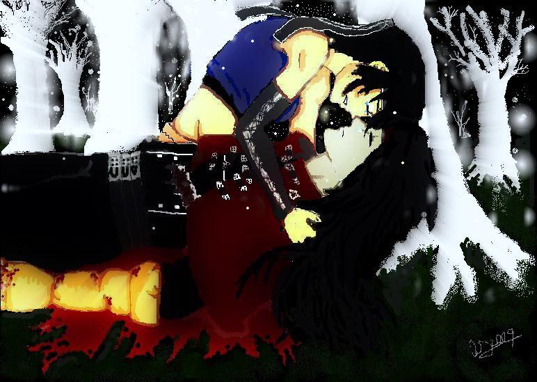 Yuffie X Vincent